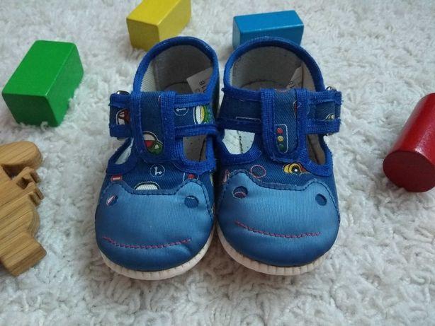 Тапочки берегиня 13 см, детские тапочки, тапочки для мальчика