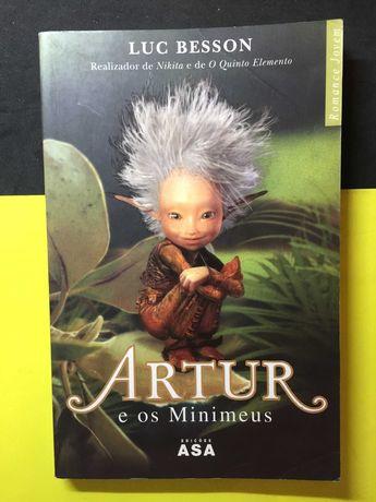 Luc Besson - Artur e os minimeus (Portes CTT Grátis)