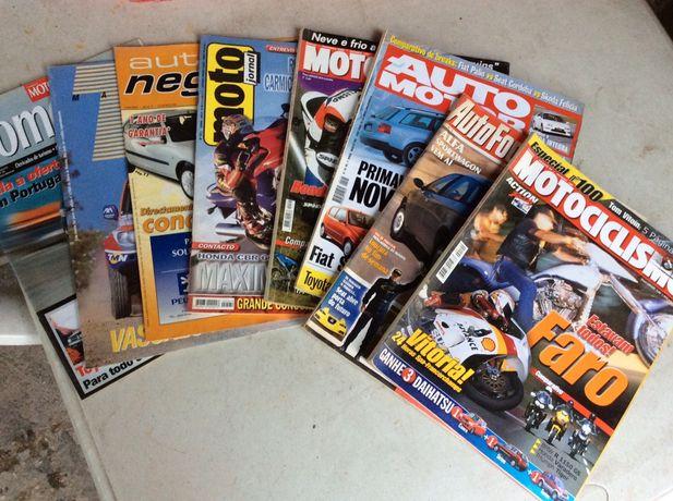 Livros de carros e motos