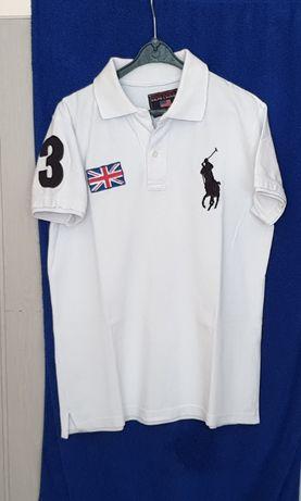 Oryginalna koszulka Ralph Lauren big pony