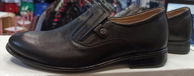 Туфли кожанные Bistfor (Украина) 37 размер