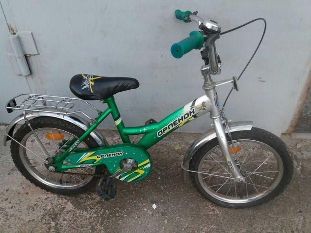Велосипед 3-5 лет Орленок