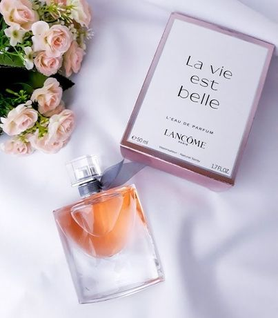 Lancome La vie est belle 50 ml парфюм оригинал НЕ ТЕСТЕР!
