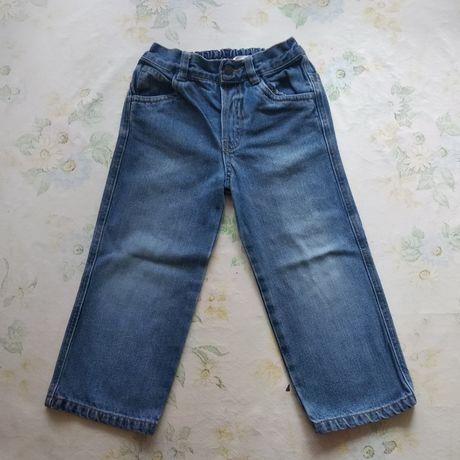 Детские джинсы на мальчика 7-12 лет