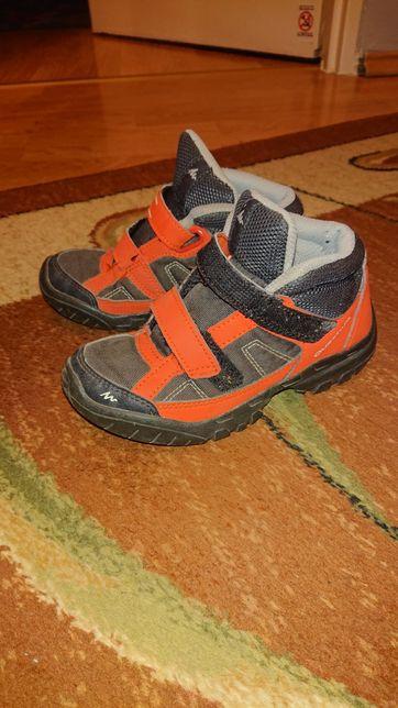 Buty dla chłopca Quechua 30 19 cm wiosna jesień