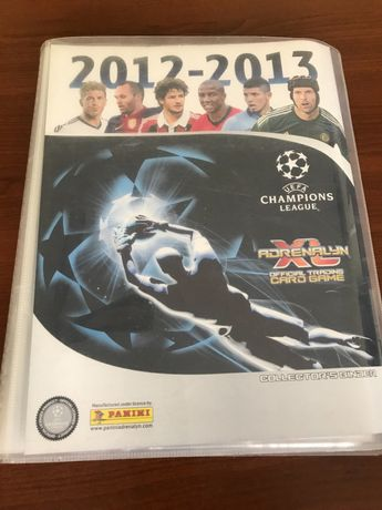 Kolekcja kart UEFA 2012
