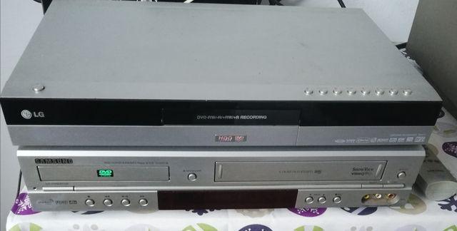 Nagrywarka LG DVD   HDRH177
