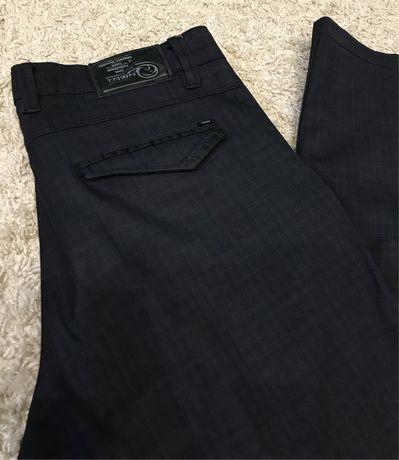 Штани чоловічі класичні, мужкие штаны 2 шт - гортайте фото