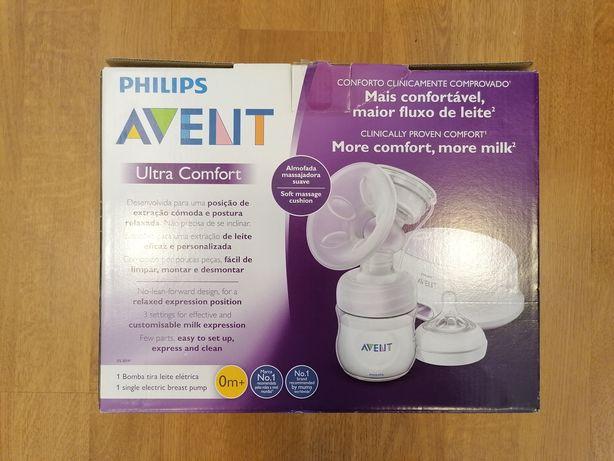 Bomba tira leite amamentação eletrica Avent Philips com oferta
