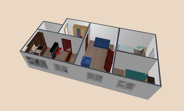 Продам 3-кімнатну квартиру на Відінській і