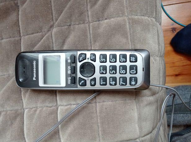 Telefon używany bezprzewodowy Panasonic