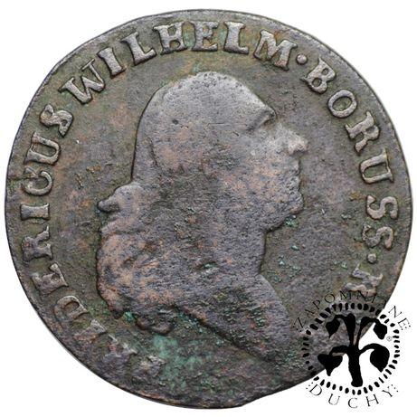 Prusy Południowe grosz 1797 r. B Wrocław (nr. 2)