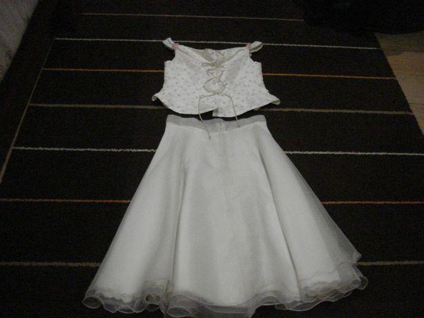 vestido comunhões T 12