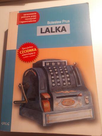 """lektura """"Lalka"""" Bolesław Prus"""