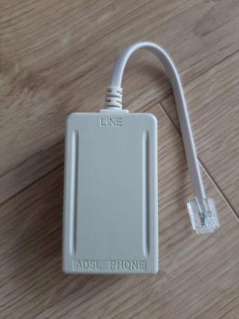 Rozdzielacz, rozgałęźnik, splitter, filtr ADSL DSL439  Nowy nieużywany