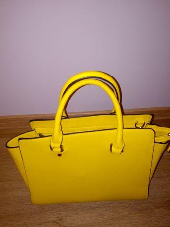 Torebka & żółta