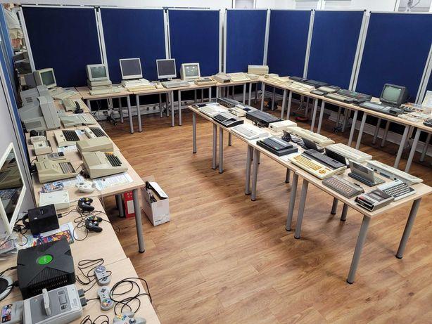 Wystawa retro komputerów i konsol Atari, Amiga, Amstrad, ZX Spectrum