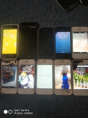 Лот телефонов Apple
