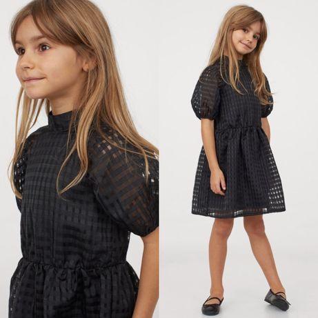 Платье h&m 6-7