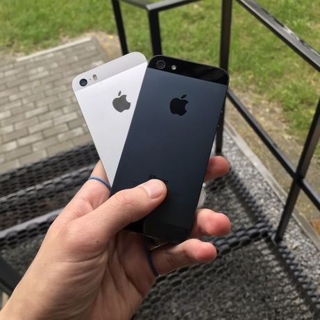 iPhone 5 16/32 gb Black/White айфон оригинал 6/7/8/x/xr/xs/plus/pro