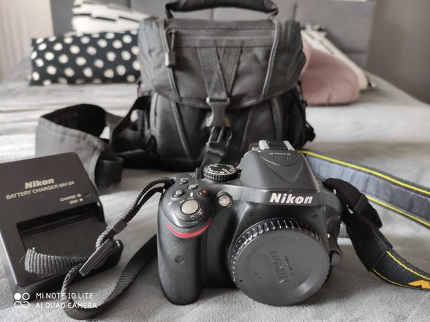 Aparat body Nikon D5200