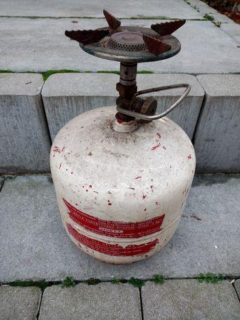 Butla turystyczna 3 kg + kuchenka