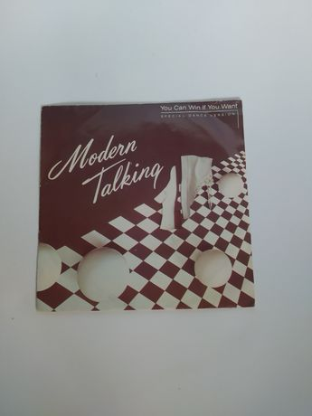 Modern Talking - You Can Win if You Want Vinyl