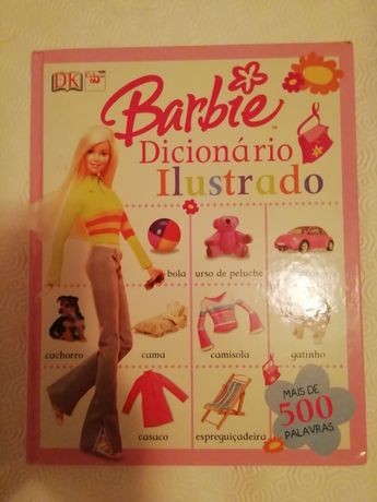 Barbie dicionário Ilustrado
