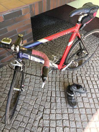 Rower szosowy Pells