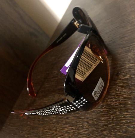 Okulary przeciwsłoneczne damskie UV 400 Nowe!