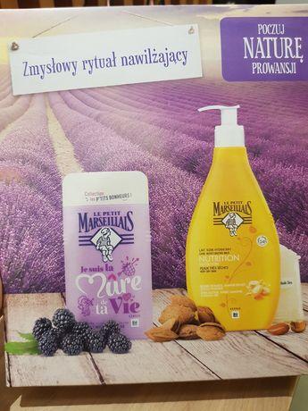 Zestaw kosmetyków la petit marseillais