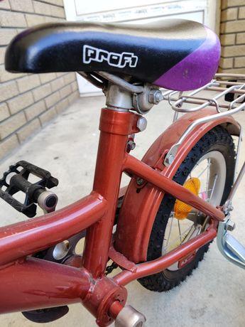 Детский велосипед состояние нового
