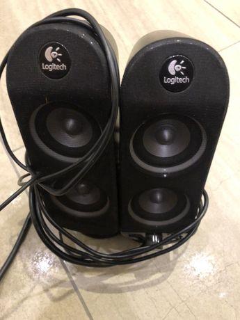 Głośniki Logitech stereo