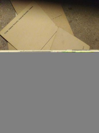 Porządki domowe stare pocztówki