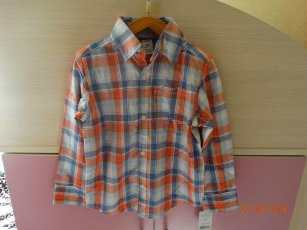 Рубашка Сarters на 4 года