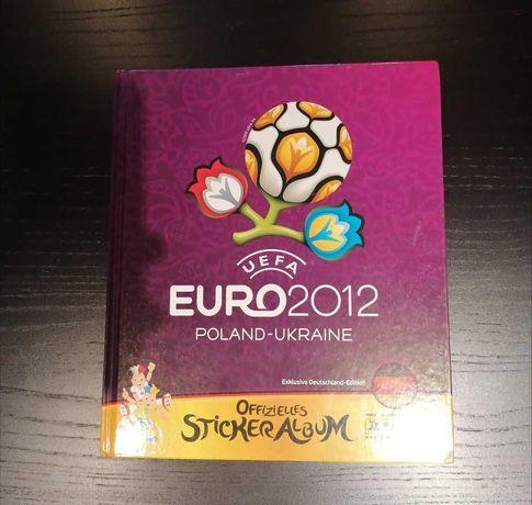 Panini Euro 2012 Capa Dura