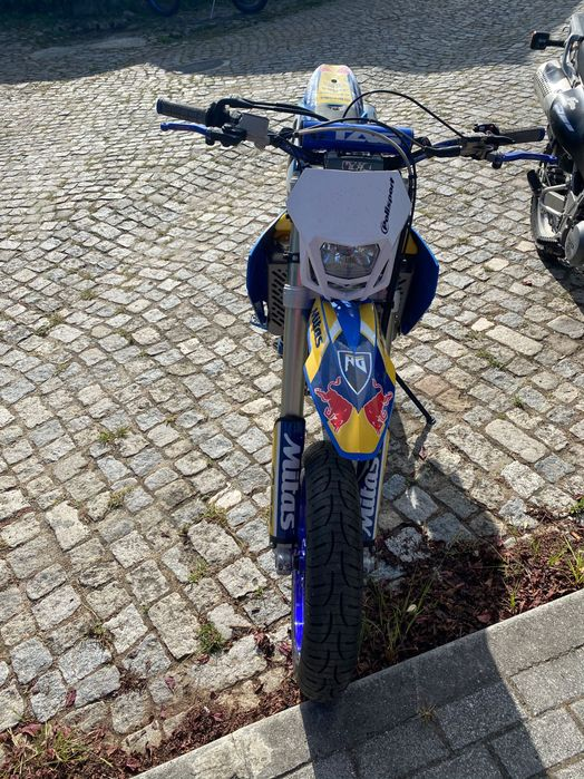 Husaberg 450 fe supermotard Viana Do Castelo (Santa Maria Maior E Monserrate) E Meadela - imagem 1