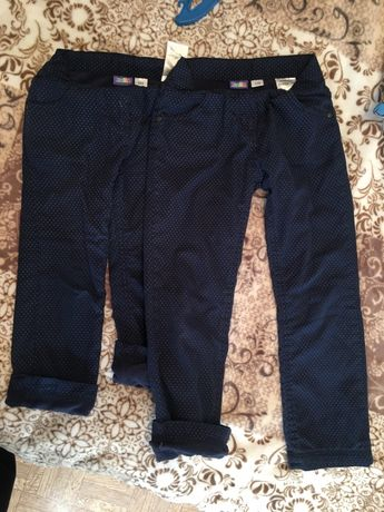 Штаны теплые , 104 рост, штаны Lupilu