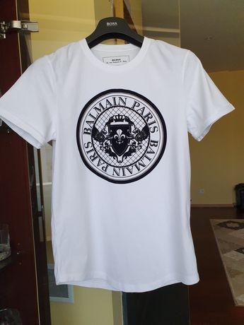T shirt Balmain Paris icon