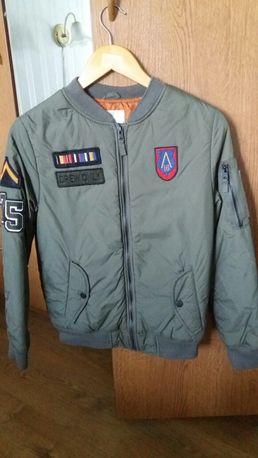 Куртка  курточка Zara Boys для мальчика 10-12 лет рост 152