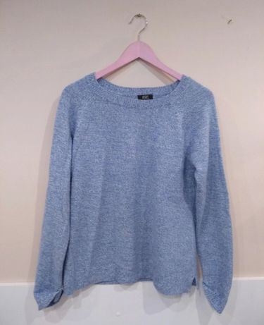 Niebieski sweterek F&F rozm. S