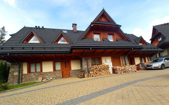 Urządzony apartament w Kościelisku, góry, Tatry k Zakopanego