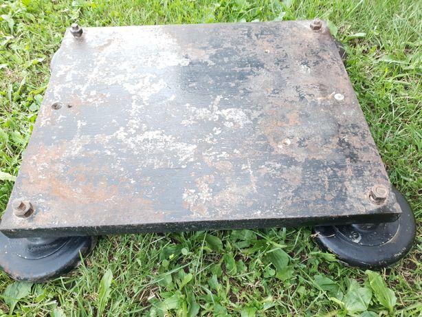 Плита/ вібропоглинаюча/ 48×40 см/ під станки