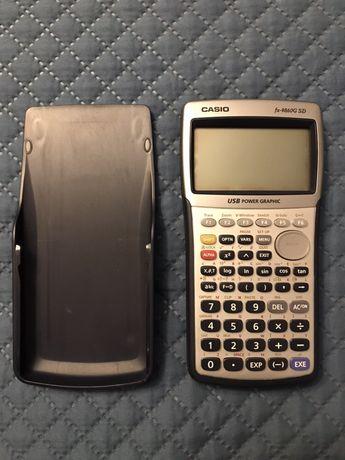 Máquina Calculadora Gráfica com cartão SD