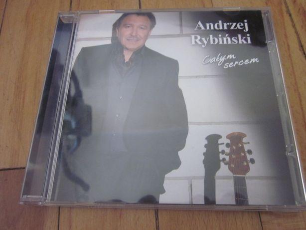 """Andrzej Rybiński """"Całym sercem"""""""