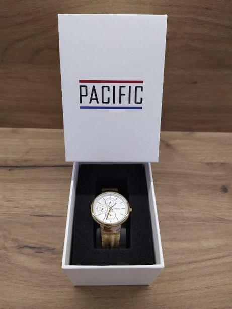 Zegarek damski PACIFIC X6075 złoty