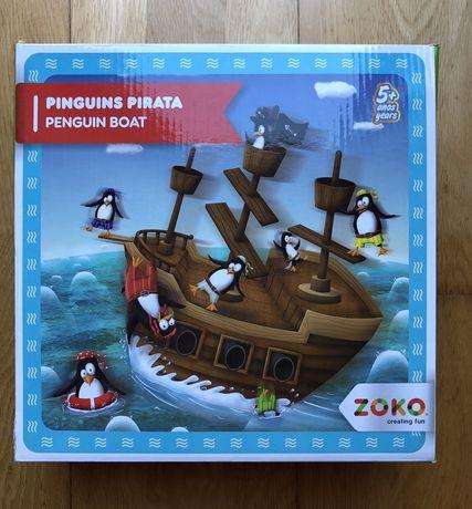 """Pinguins pirata """" Zoko"""""""