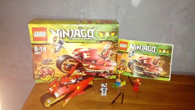 Lego ninjago 9441