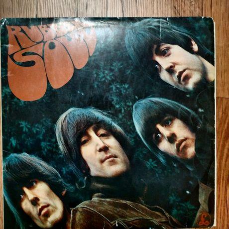 Виниловая пластинка The Beatles-1965-Rubber Soul
