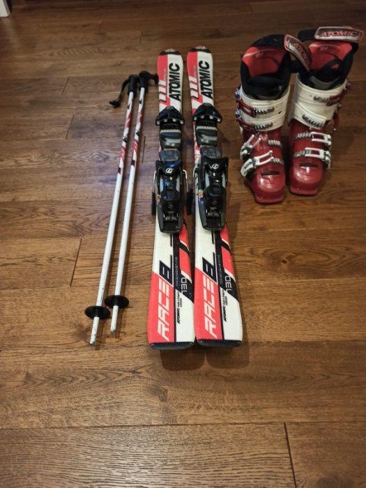 Komplet narciarski Błażowa Dolna - image 1